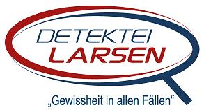 Detektei Larsen - Logo